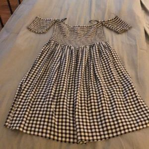 Gingham Dress by Forever 21 Contemporary